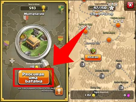 estrategia para clash of clans