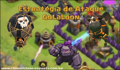 como atacar no clash of clans