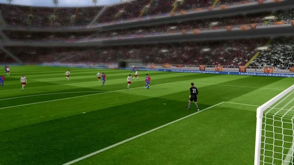 Aprendendo a jogar Dream League Soccer