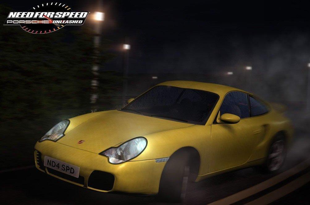Need for Speed Porsche 2000