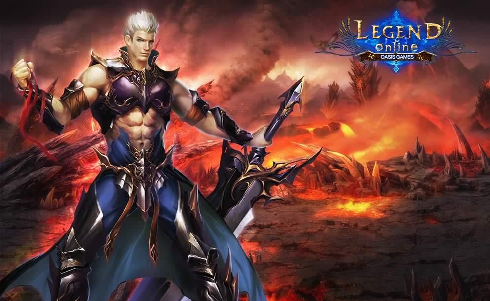 Legend Online Guerreiro