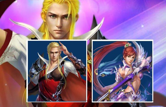 Arqueiros de Legend Online