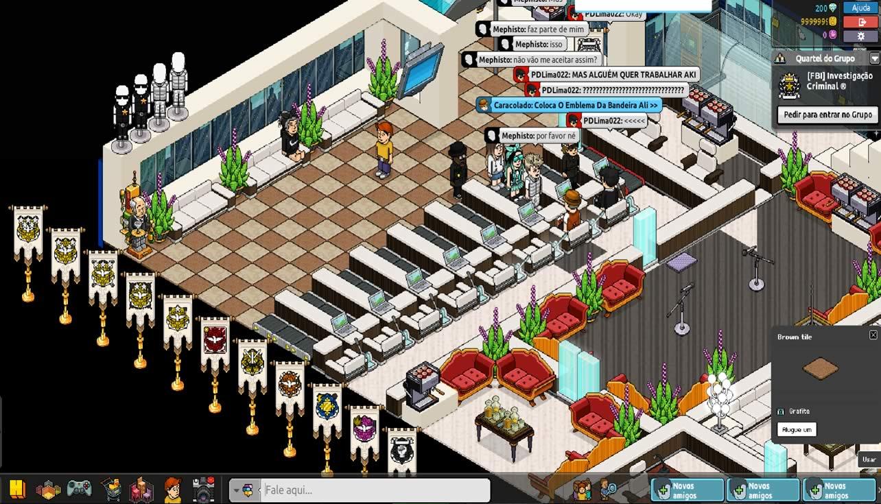 Habblet Hotel FBI