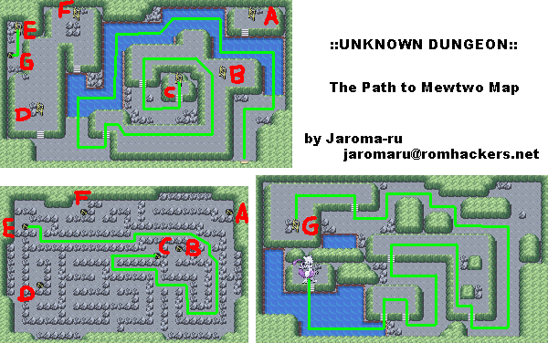 unknown dungeon