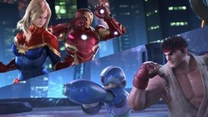 comprar marvel vs capcom infinite