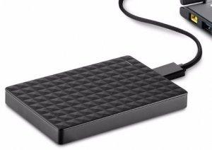 HD externo portátil Seagate Expansion 2 TB