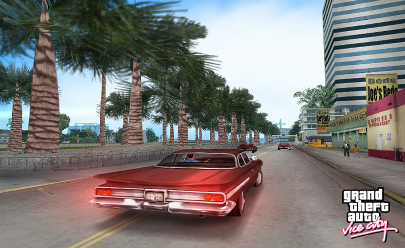 Código para carros GTA Vice City