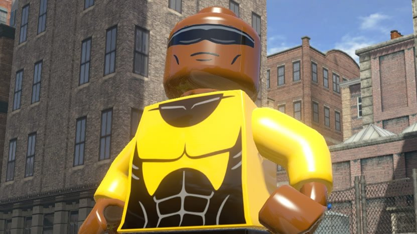 Powerman de LEGO Marvel Heroes