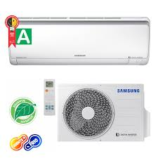 Samsung AR09HSSPBSN Split High Wall 9000 BTUs