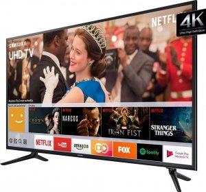 Smart TV 4K Ultra HD Samsung LED 58 polegadas UN58MU6120G