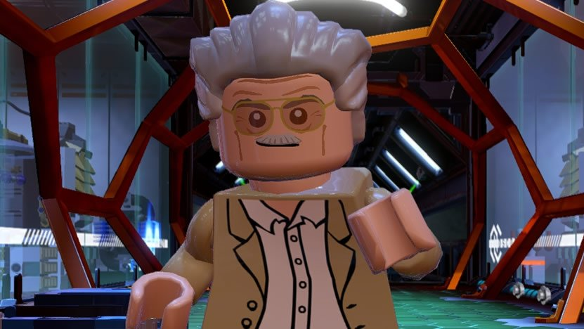 Stan Lee de LEGO Marvel Heroes