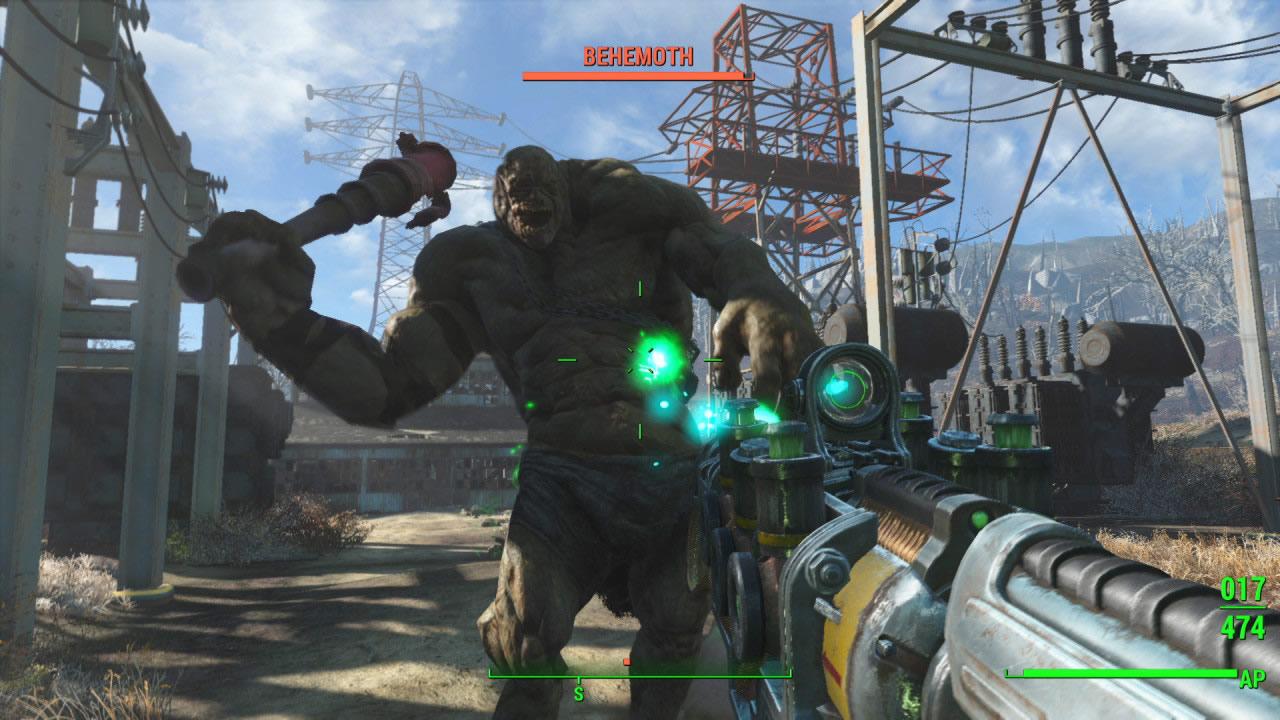 Fallout 4 um dos melhores jogos offline para PC