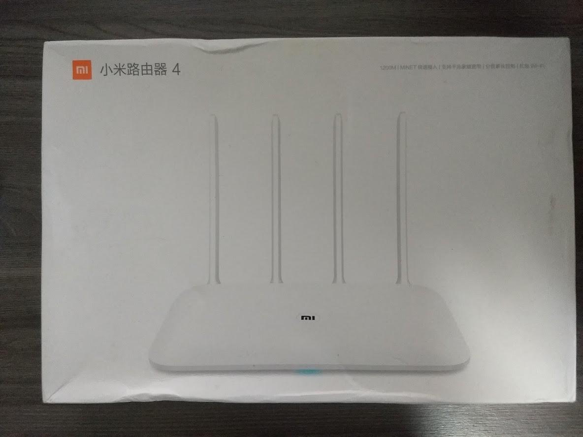 Roteador Xiaomi