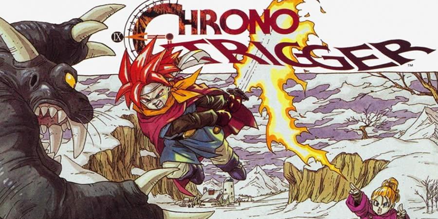 melhores jogos rpg Chrono Trigger