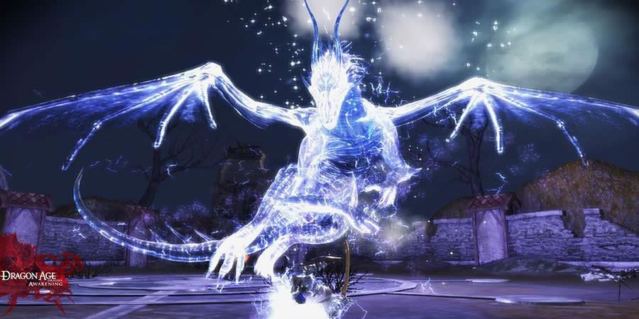 melhores jogos rpg Dragon Age Origins