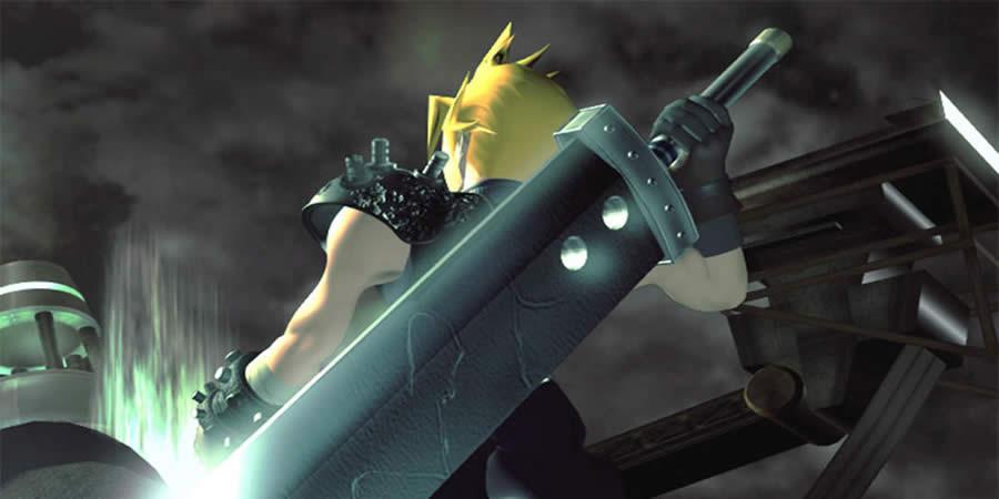 melhores jogos rpg Final Fantasy VII