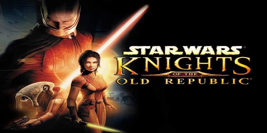 melhores jogos rpg Star Wars Knights of the Old Republic