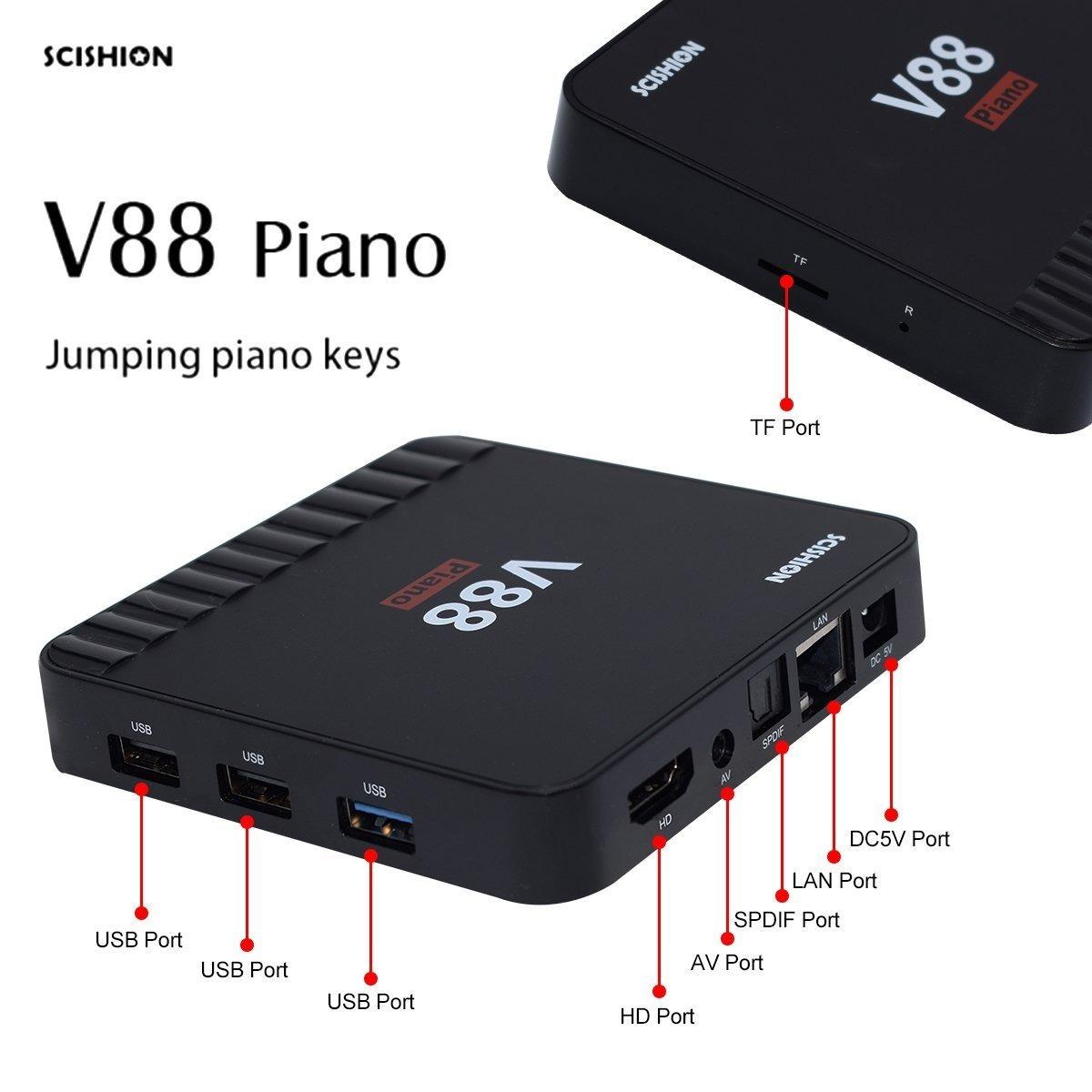 tv box v88 5