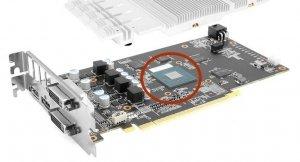 GPU de uma placa de vídeo