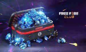 Obtenha Diamantes de Free Fire