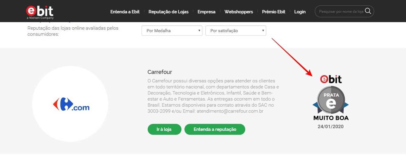 O site Carrefour é confiável? Veja a análise que o Tec8 preparou!