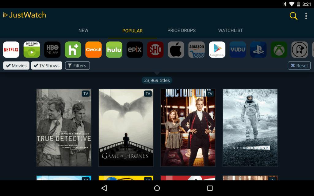 aplicativo para assistir TV online