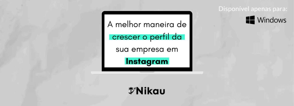 automação para Instagram ainda funciona em 2020 sim