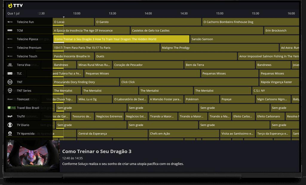 aplicativo para assistir TV online agora