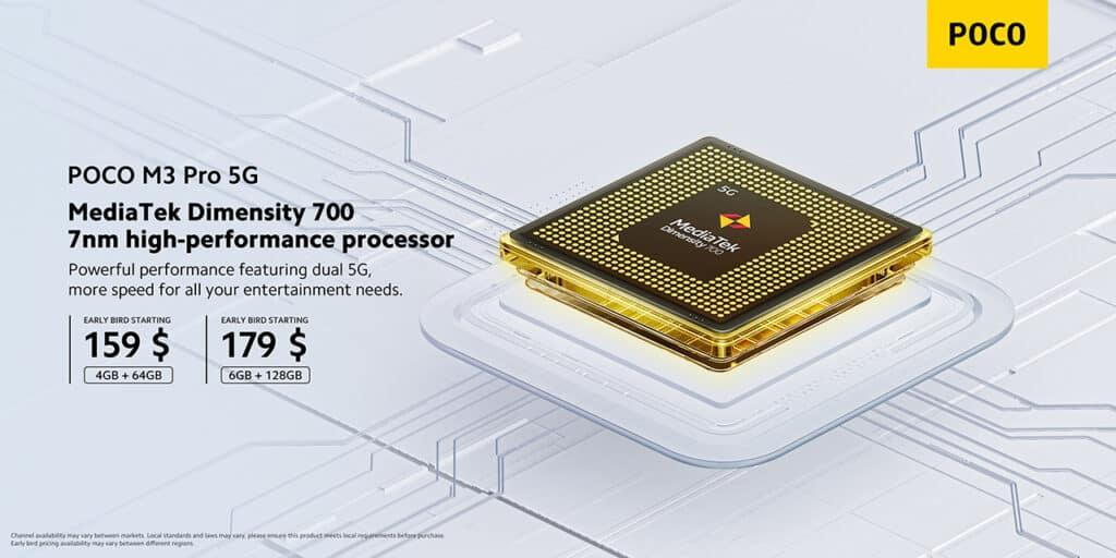 Performance POCO M3 Pro