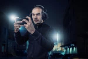 headset gamer Trust GXT 444 Wayman Pro capa