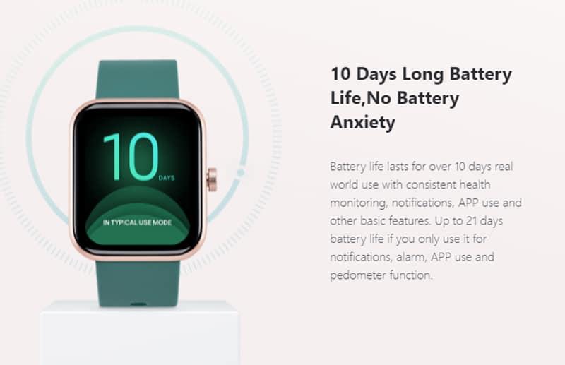 Bateria Maimo Watch