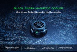 destaque Cooler Magnético Black Shark