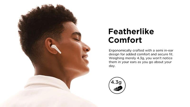 Design confortável