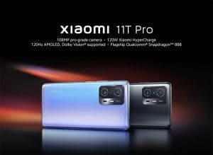 Xiaomi 11T Pro destaque