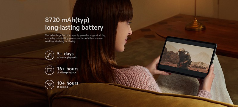 Bateria  Xiaomi Pad 5