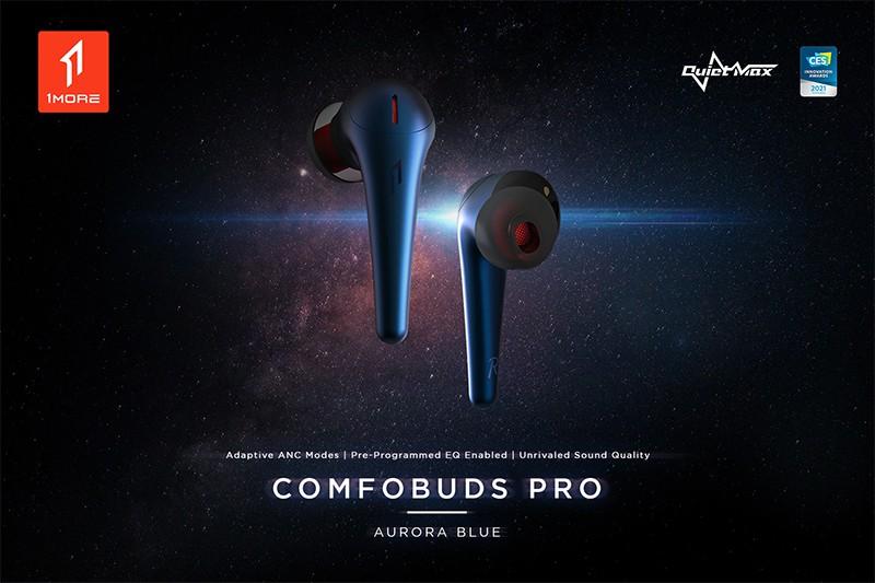 ComfoBuds Pro Aurora Blue